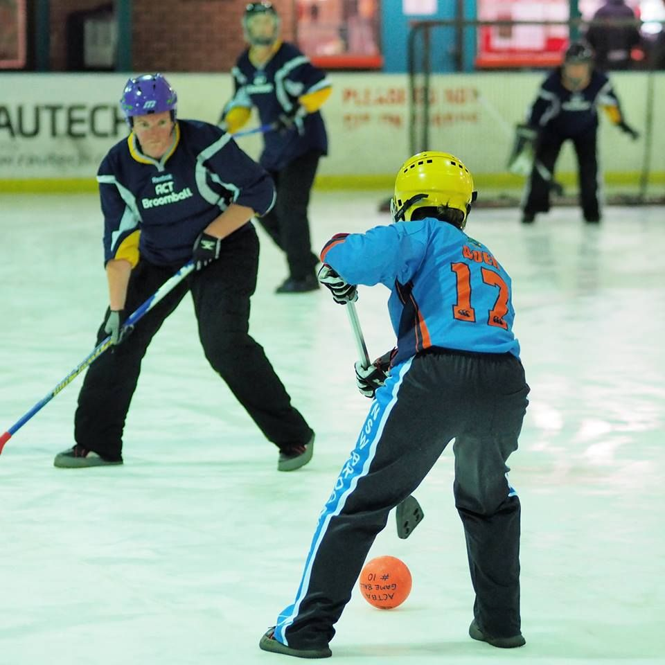 Broomball Australia 2014 Nationals