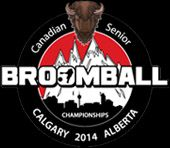 2014 Senior Canadian Broomball Nationals